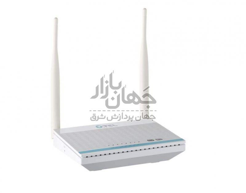 مودم روتر یوتل ADSL2 Plus بی سیم مدل A304