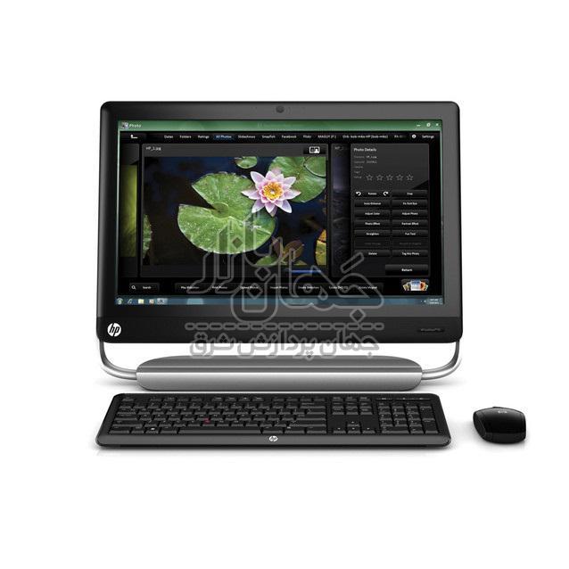 آل این وان استوک فروشگاهی HP TouchSmart 320 صفحه نمایش 20 اینچ لمسی