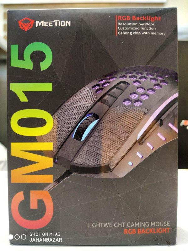 ماوس میشن GM015